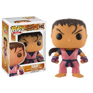 POP Street Fighter - Dan Vinyl Figure