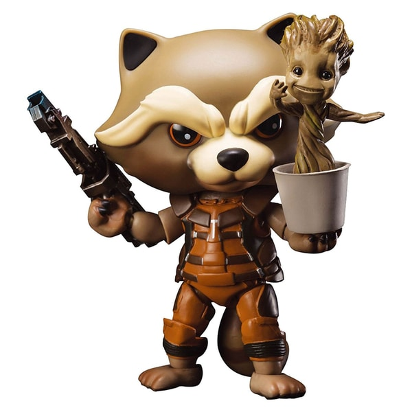 Beast Kingdom Rocket Raccoon Guardians of the Galaxy Action Figure