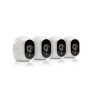 Arlo 4 Wire-Free HD Camera Security System