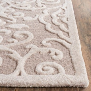 Martha Stewart by Safavieh Marais Fledgling Wool Runner (2'3 x 8')