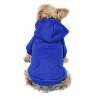 Anima Royal Blue Pullover Sweatshirt