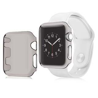 Insten 38-mm Crystal Hard Snap-in For Apple Watch Series 2 (Option: Clear)