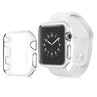 Insten 42-mm Crystal Hard Snap-in For Apple Watch Series 2