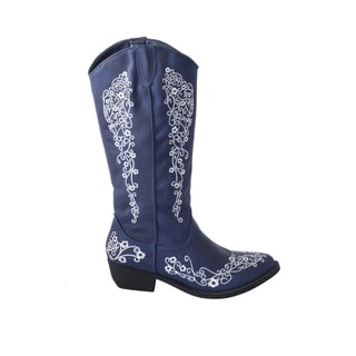 Hadari Women's Emma Western Boot