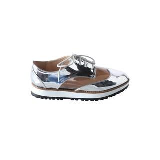 Hadari Women's OxfordMetallicSneaker