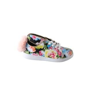 Hadari Women's GabrielleFloral Sneaker