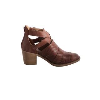 Hadari Women's Tobin Ankle Bootie