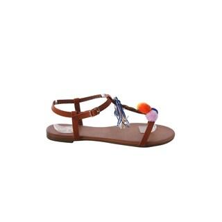 Hadari Women's Becca T-Strap Heeled Sandal