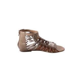 Hadari Women's Gladiator Strap Sandal (3 options available)