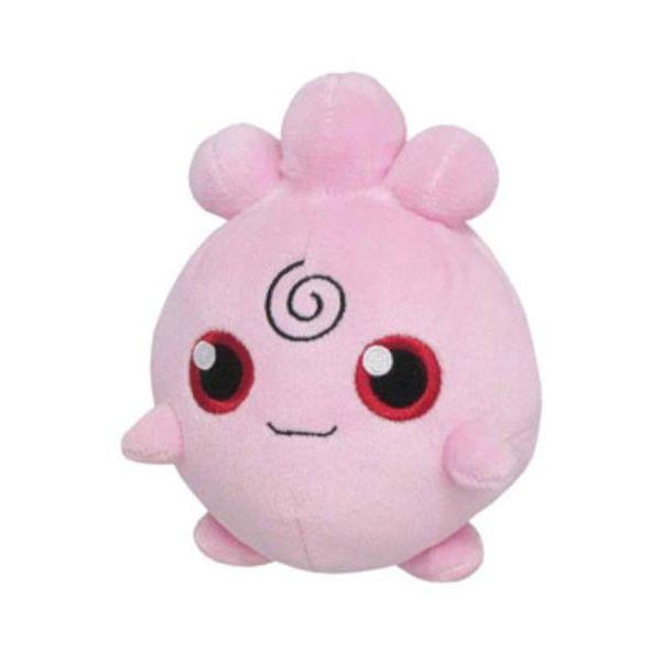 Sanei Pokemon 6-inch Igglybuff Plush Toy