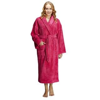 Link to Women's Shawl Fleece Bathrobe Similar Items in Bathrobes