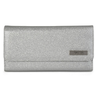 Kenneth Cole Reaction Women's Trifold Tried and True Clutch Wallet