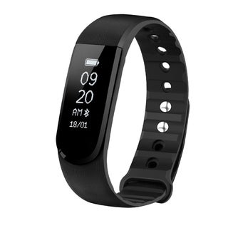 Bluetooth 4.0 Waterproof Smart Wristband Bracelet Sport Pedometer Activity Tracker