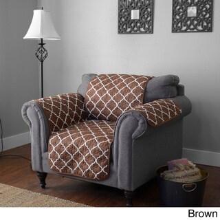 Journee Home Reversible Printed Chair Protector