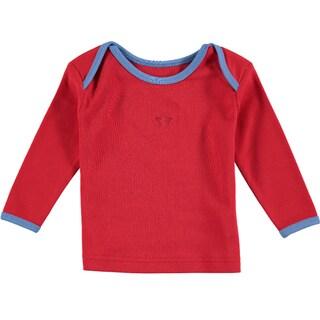 Rockin' Baby Red Cotton T-shirt