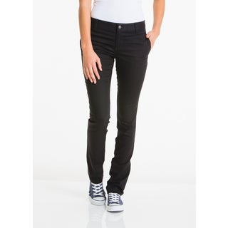 Lee Juniors' Cotton and Spandex Plus Original Skinny Pants