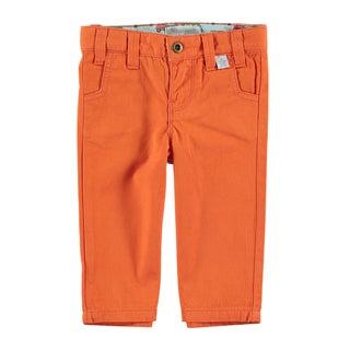 Rockin' Baby Orange Cotton Chinos