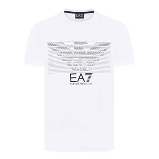 Armani Men's EA7 White T-Shirt|https://ak1.ostkcdn.com/images/products/14198626/P20794130.jpg?impolicy=medium