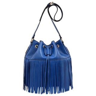 Mellow World Togogo Casey Fringe Bucket Bag