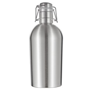 Visol Cassis Double Wall 64 oz Insulated Beer Growler