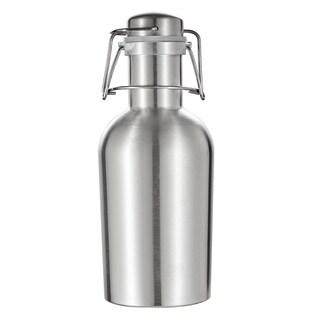Visol Cassis Stainless Steel 32 oz Beer Growler
