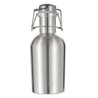 Visol Cassis Stainless Steel 32 oz Beer Growler