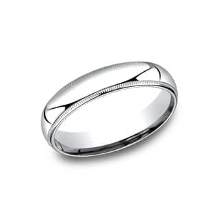 5 mm Comfort-Fit Inside Comfort Fit Wedding Band|https://ak1.ostkcdn.com/images/products/14198862/P20794309.jpg?impolicy=medium