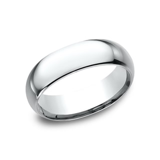 Link to 7mm Platinum Comfort-Fit Traditional Wedding Band Similar Items in Wedding Rings