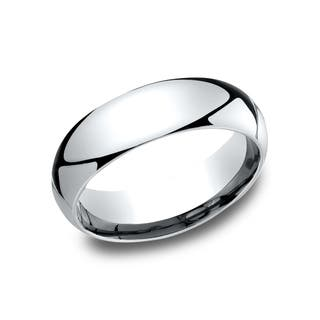 Platinum Men\'s Wedding Bands & Groom Wedding Rings For Less ...