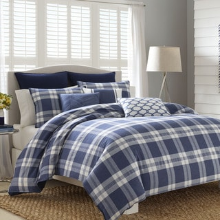 charter comforter damask created painted plaid browse xlarge for blue twin designs shopstyle pc set club