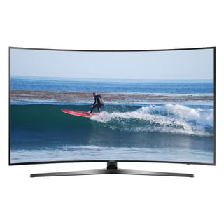 Refurbished Samsung 78-inch Curved 4K Smart LED TV with Wi-Fi