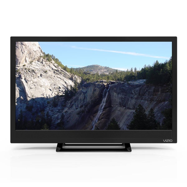 Vizio D24Hn-D1 24-inch LED Black Refurbished HDTV