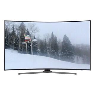 Samsung 49-inch Refurbished 4K Curved Smart Wi-Fi LED TV