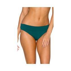 Women's Sunsets Banded Bottom Jade