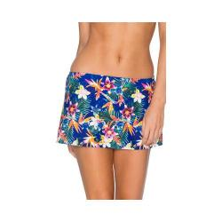 Women's Sunsets Contemporary Swim Skirt Mahalo