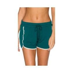 Women's Sunsets Island Short Jade