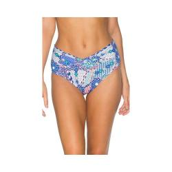 Women's Sunsets V-Front High Waist Swim Bottom Impulse