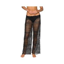Women's Swim Systems Mariner Cover Up Pants Onyx|https://ak1.ostkcdn.com/images/products/142/328/P20424777.jpg?impolicy=medium