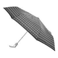 totes Signature Auto Open/Close NeverWet Umbrella Phantom Status