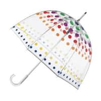 totes Signature Manual Bubble Umbrella Dot
