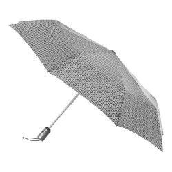 totes Titan Large Auto Open/Close NeverWet Umbrella Nordic Status