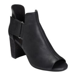 Women's Aerosoles High Fashion Bootie Black Leather