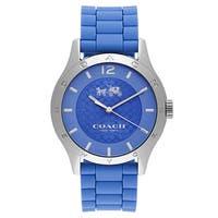 Coach Maddy Women's 14502514 Rubber Watch