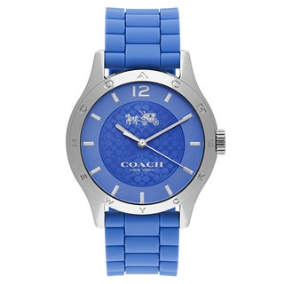 Coach Maddy Women's 14502514 Rubber Watch