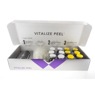 SkinMedica Vitalize 6 Peel Kit with Retinol Solution