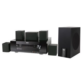 RCA 1000-watt Bluetooth Home Theater System RT2761HB (Refurbished)