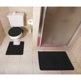 3-piece Exquisite Bath Rug Set