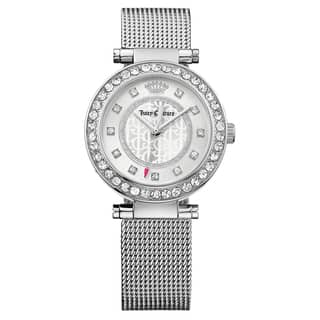 Juicy Couture Cali Women's 1901372 Stainless Steel Watch|https://ak1.ostkcdn.com/images/products/14200177/P20795439.jpg?impolicy=medium