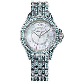 Juicy Couture Charlotte Stainless Steel Women's Watch