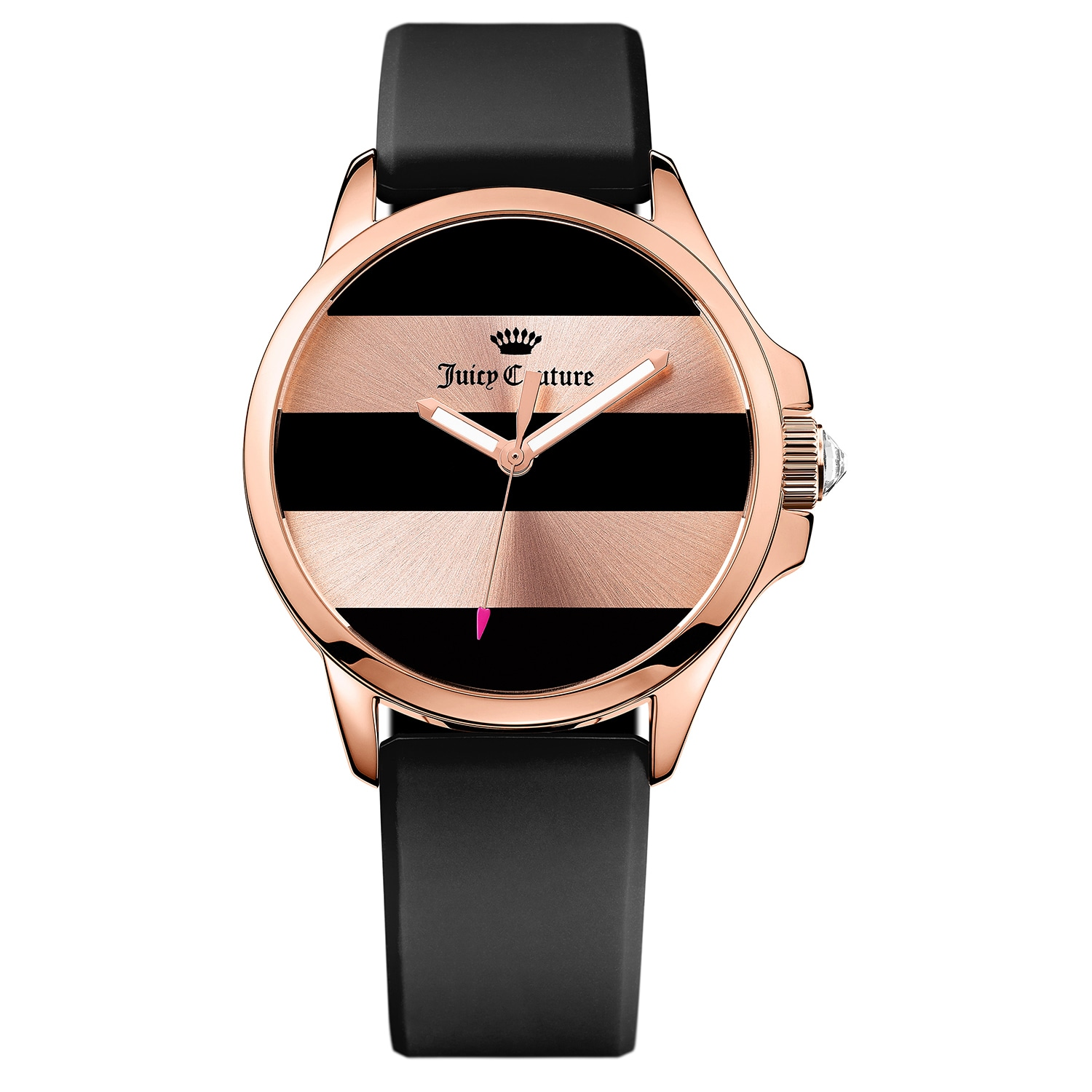 Juicy Couture Fergie Women's Rose Goldtone Watch (Watches...